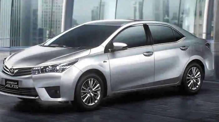 Mobil Toyota Corolla