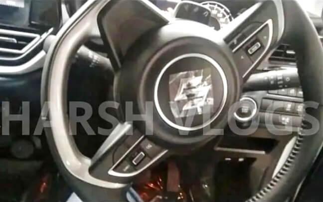 Lingkar Kemudi Suzuki Baleno Hatcback Facelift 2022
