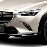 Mazda CX-3 Varian Baru - Super Edgy
