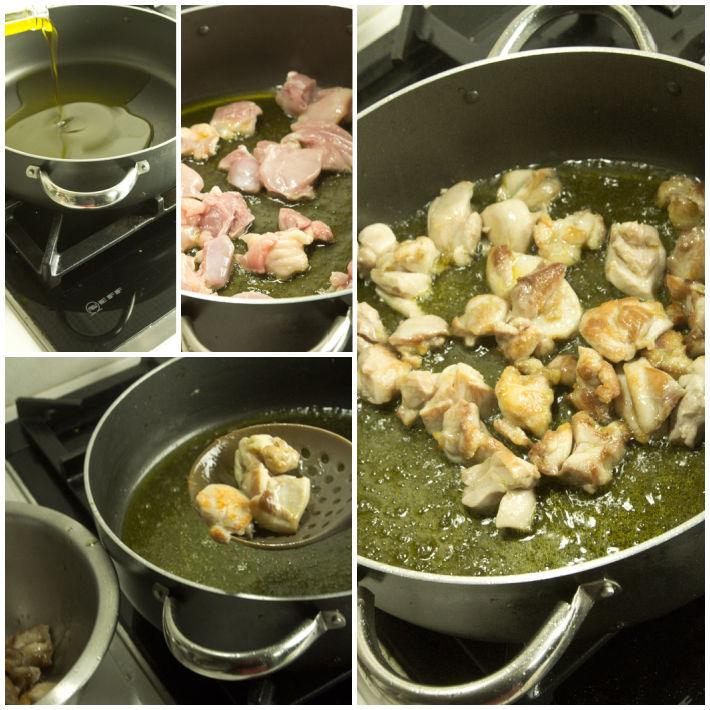 Κοτόπουλο γιουβέτσι ελαφρύ & γρήγορο