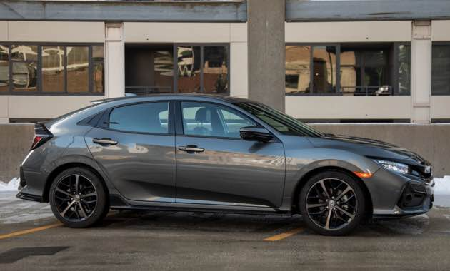 2022 Honda Civic Hatchback has done a lot of growing up, and the 2021 model is proof that for not a lot of money, Honda can still offer you a brilliant car that will