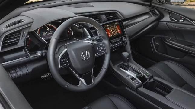 2022 Honda Civic Hatchback Those wondering whether to buy a 2020 or 2021 model of the Honda Civic hatchback might consider going