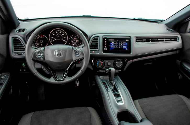 Honda HRV 2022 Redesign Seating space remains at four adults maximum for the subcompact SUV. 2022 Honda HR-V Europe