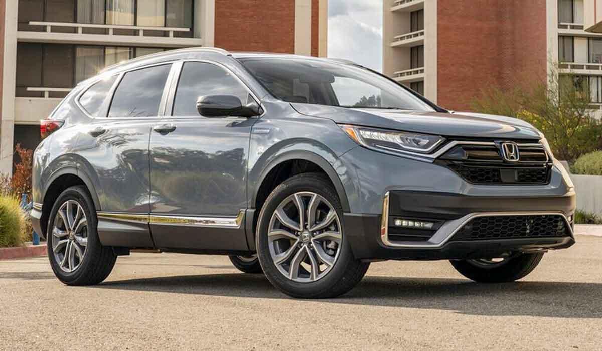 2022 Honda CRV