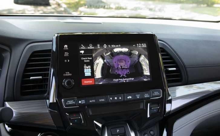 Honda Odyssey 2022 Redesign New Design, Spy Shots, Specs, and News