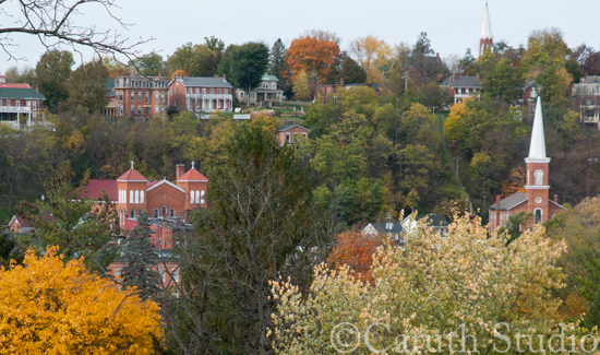 galena in the fall