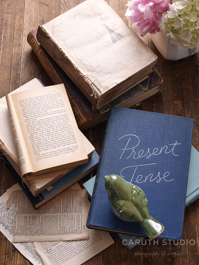 Easy Diy Ideas Projects With Old Books Caruth Studio