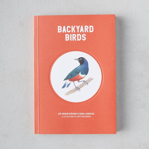Backyard Birds Journal