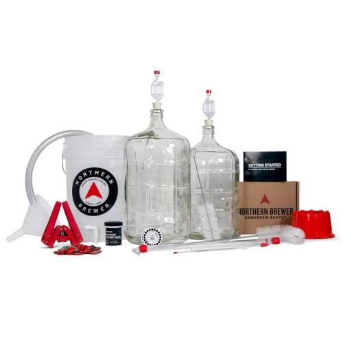 Brewery in a Box Deluxe Homebrewing Starter Kit