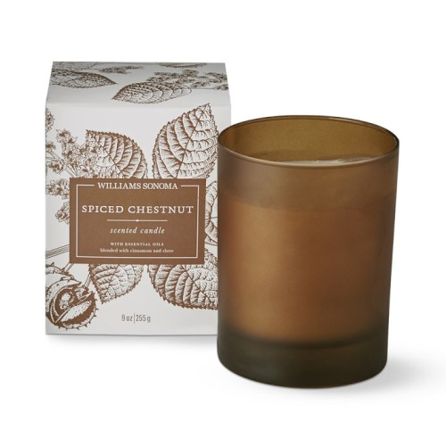 Spiced Chestnut Candle