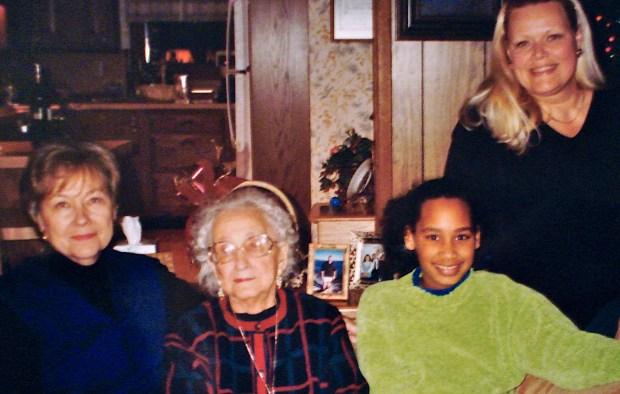 Grandmas and daughters