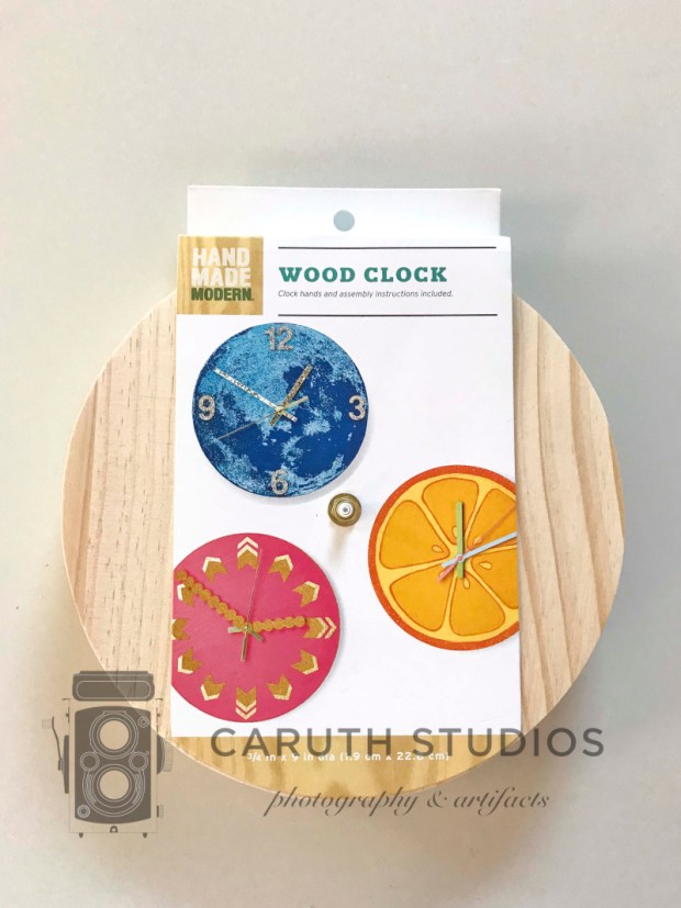 Clock blanks