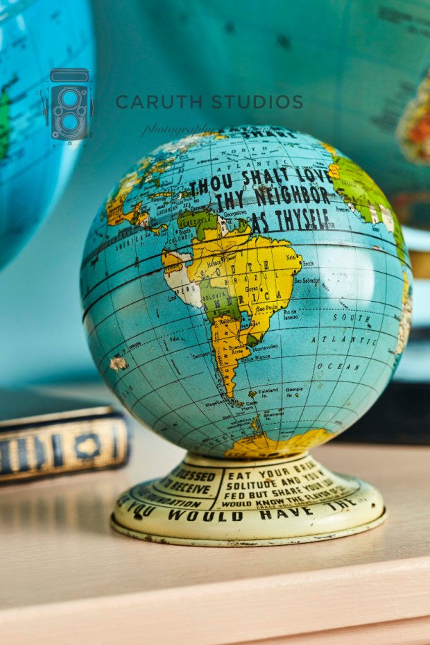 Golden Rule globe bank
