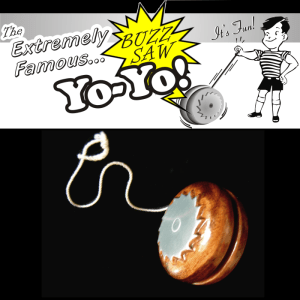 The Extremely Famous BuzzSaw Yo-Yo