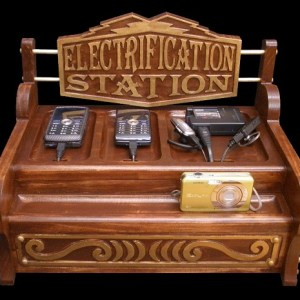 Electrification Charging Station