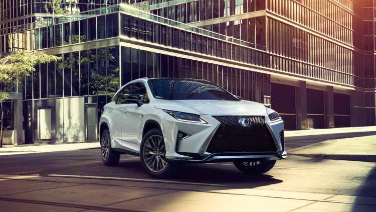 新型レクサスRXの燃費ってどうよ?X5,GLE,トゥアレグといったライバル車と比較しながら見てみようよ!