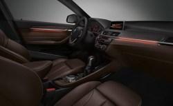 BMW新型X1インテリアレビュー