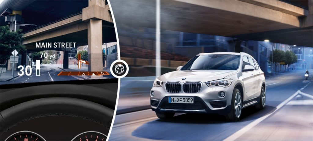 BMWX1走行性能