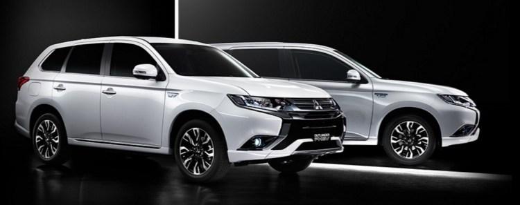 新型アウトランダーPHEVのサイズ・価格はガソリン車タイプとこれほど違う!7人乗りはガソリン車だけ!?
