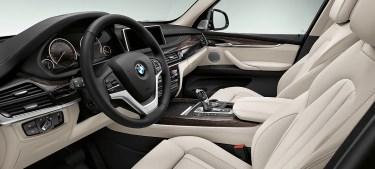 BMW新型X5の内装レビュー!【インパネ・コックピット編】ホワイト系シートにナビモニターとサウンドシステムがやばいんです・・