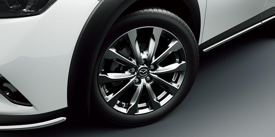新型CX-3特別仕様車「Exclusive Mods」内装画像