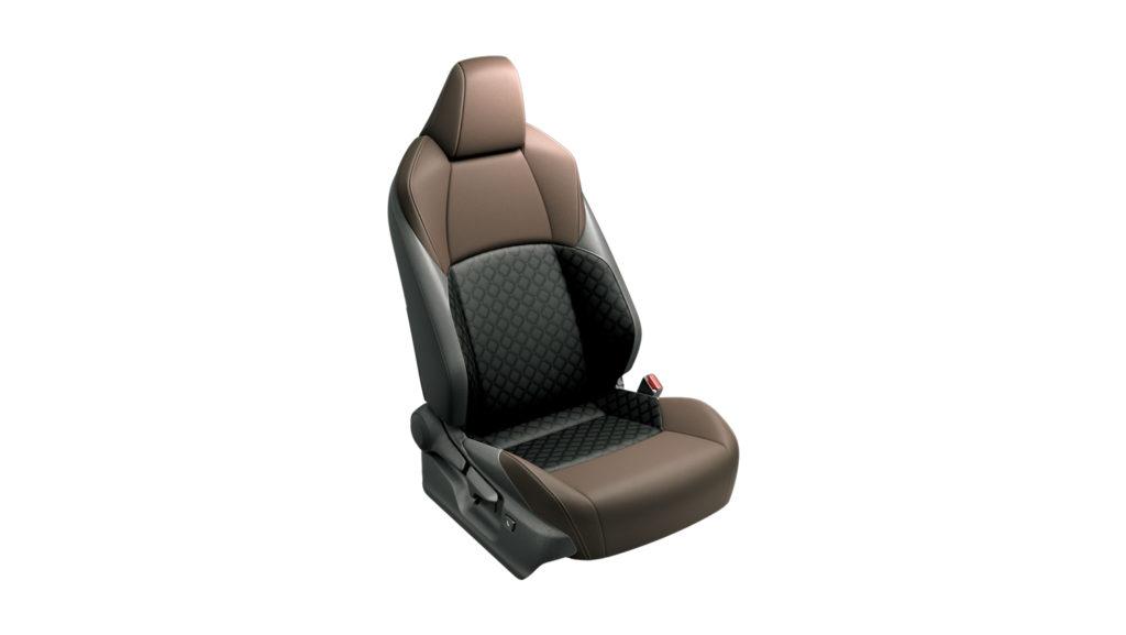 新型C-HR運転席