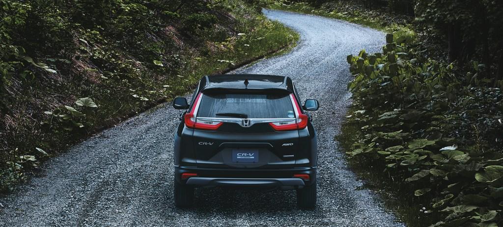 新型CR-V燃費性能