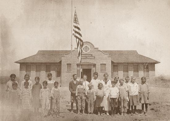 image brazito school 1916
