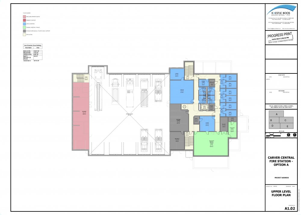 Volunteer Fire Station Floor Plans Pictures To Pin On