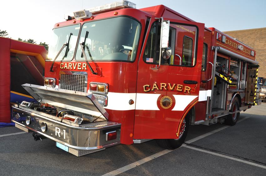 rescue 1 carver fire department. Black Bedroom Furniture Sets. Home Design Ideas