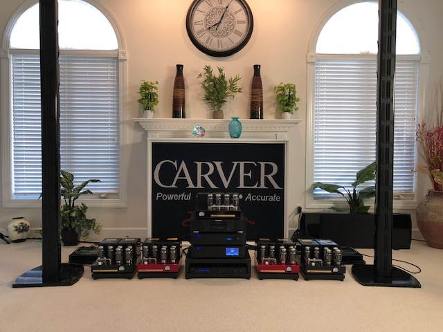 Carver Stereo Forum - Carver Forum, Bob Carver Amplifiers and