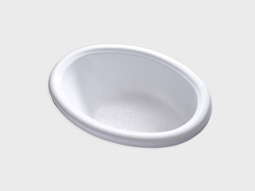 DJO5839 58 X 39 Oval Drop In Soaking Bathtub Carver Tubs