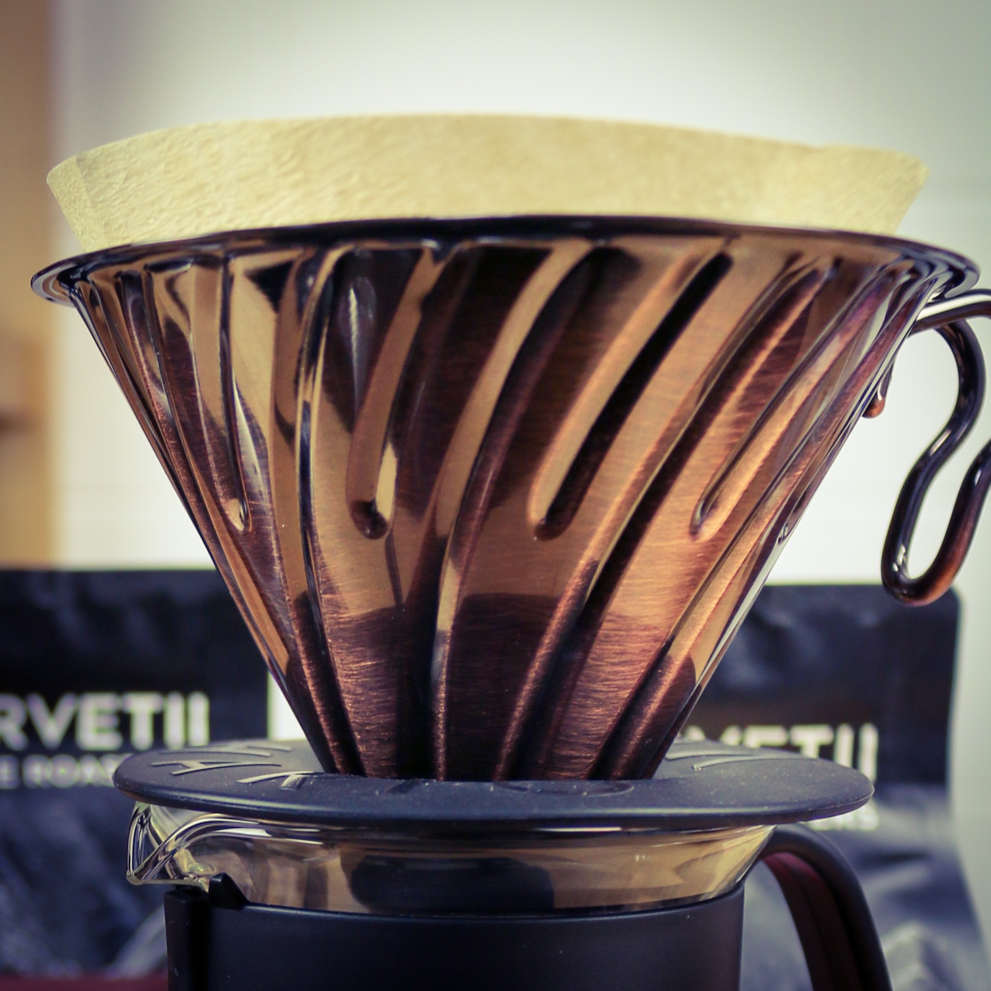 The Carvetii Guide to the V60 via @carvetiicoffee