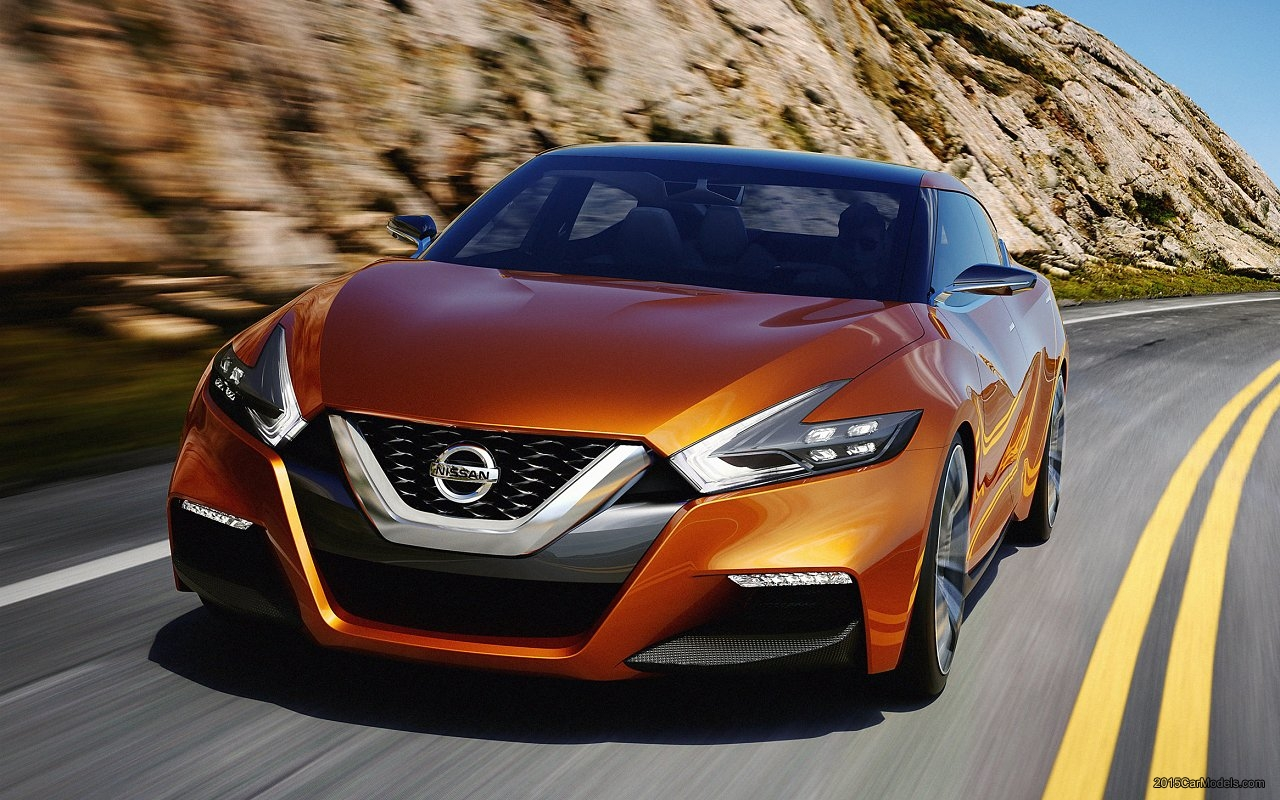 Nissan Models 3 Free Car Wallpaper