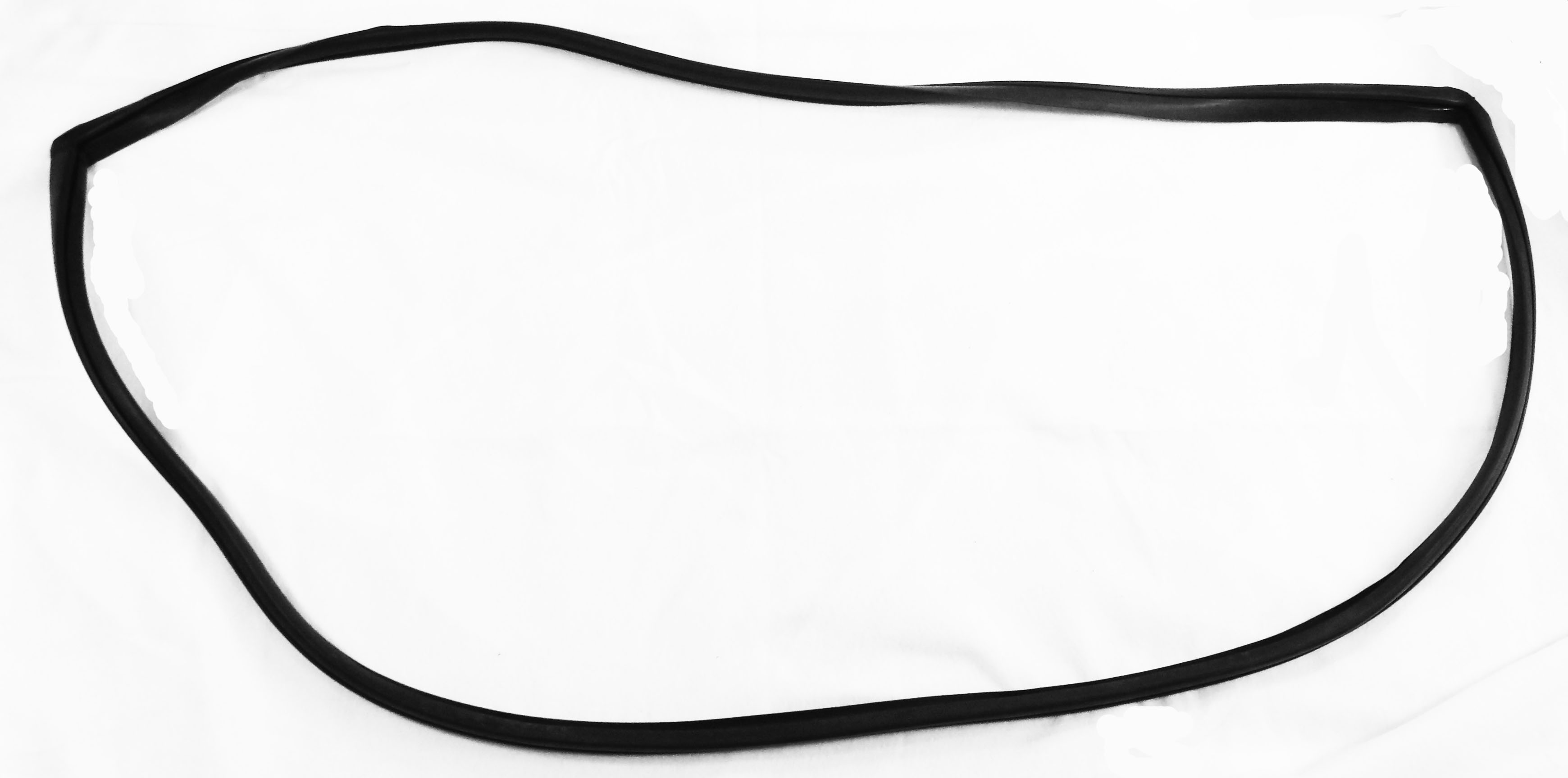 Rear Quarter Glass Seal For Chevrolet 2 Seat Station Wagon