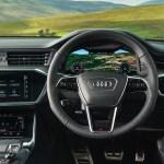 Audi A6 Avant Interior Infotainment Carwow