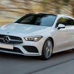 Mercedes Cla Shooting Brake Specifications Prices Carwow