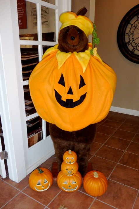 It's a pump-bear-kin, by Cathie