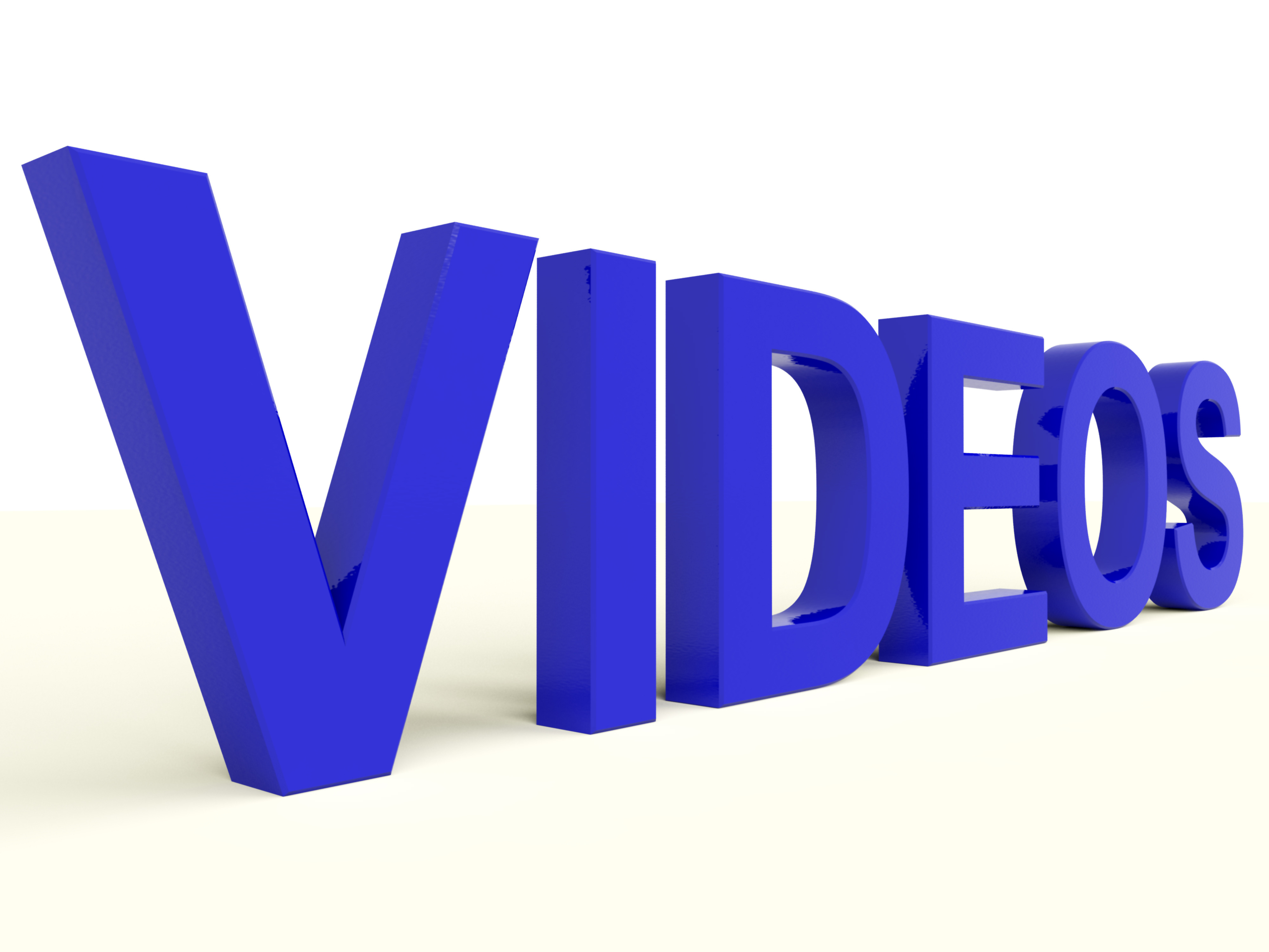 Image result for the word video
