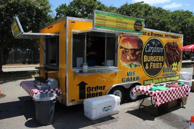 CBF Burger1 Truck