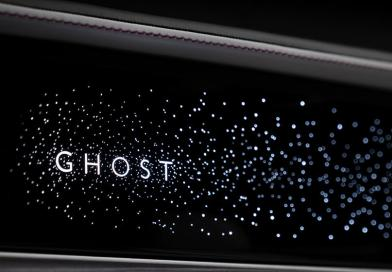 Next Generation Ghost Set To Make Its Debut On September 1 With Illuminated Fascia