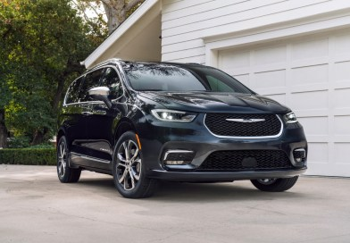2021 Facelifted Chrysler Pacifica Pricing Starts At $35,045