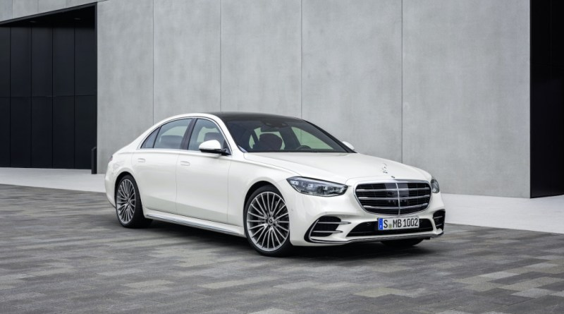2021 Mercedes S-Class Debuted With Luxury Restyling And Upgraded Tech