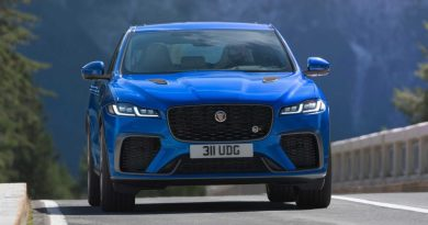 2021 Jaguar F-Pace SVR Is More Luxurious With A Higher Top Speed