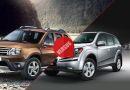 Renault Duster VS Mahindra XUV 500