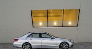 Mercedes-Benz E-Class E63 AMG (Petrol)