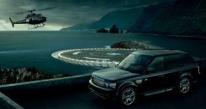 Land Rover Range Rover Sport 5.0 V8 Supercharged (Petrol)