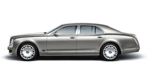 Bentley Mulsanne V8