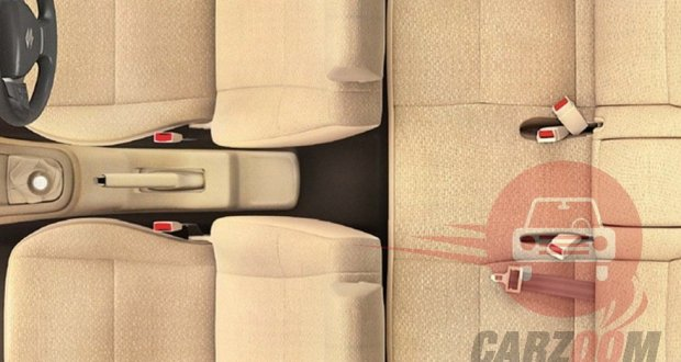 Maruti Suzuki Swift DZire Interiors Seats