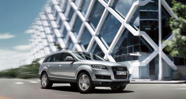 Audi Q7 Exteriors Overall